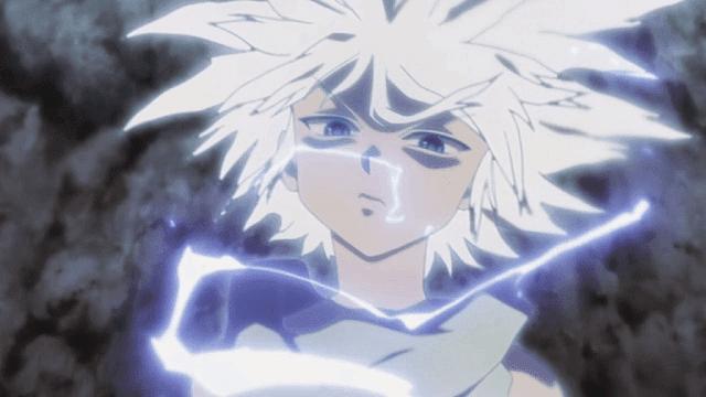 Saking hebatnya, Killua sering dijiluki Lightning God karena keahliannya memanipulasi elemen petir dan listrik