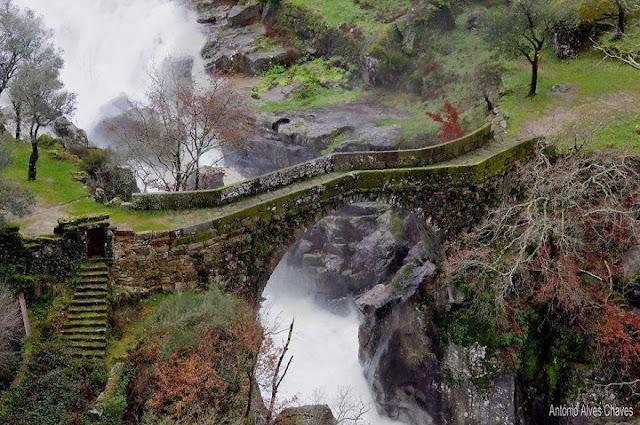 Bridge Misarela Portogallo