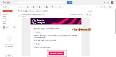 dimana tim yang anda ciptakan terdiri dari pemain Berita Bola Cara Mendaftar Fantasy Premier League