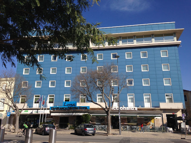 hotel luna esperança centro