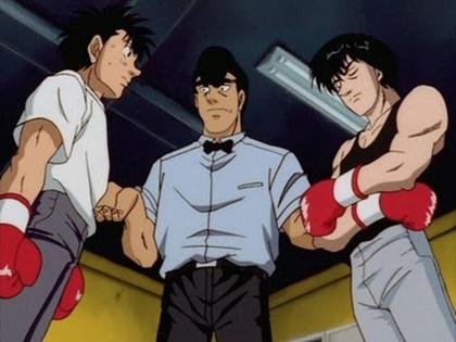 Hajime no Ippo ก้าวแรกสู่สังเวียน