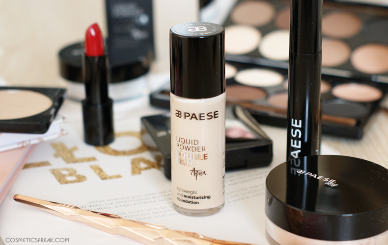 paese liquid powder double skin