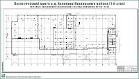 Проект логистического центра в пригороде г. Иваново - д. Коляново - Проект пожарной сигнализации - Планы