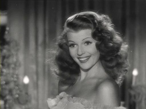 Rita Hayworth Birthday Cake