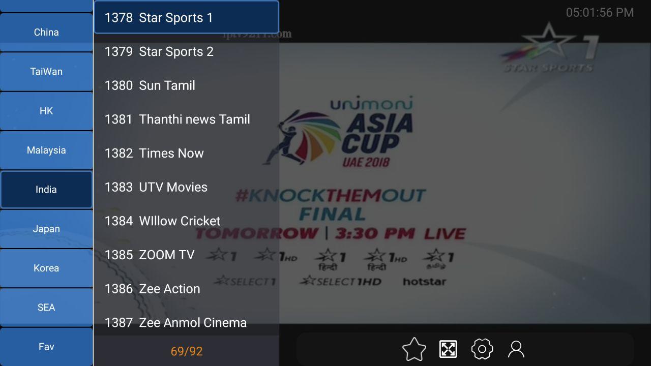 V5 Live APK 2018 - Best Live TV apps for Smart TV - Talk Sync