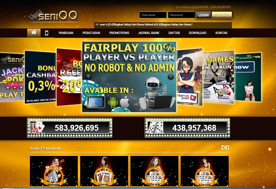 Pro id Poker PKV | SeniQQ Poker | Pro.ID PKV