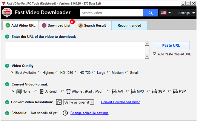 Fast-Video-Downloader