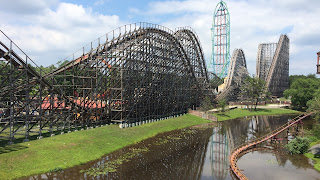 Six Flags Great Adventure Coaster review