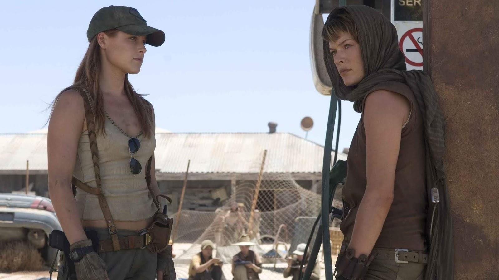 Resident Evil 3: Extinción (HD 1080P y español – ingles 2007) (3) poster box code