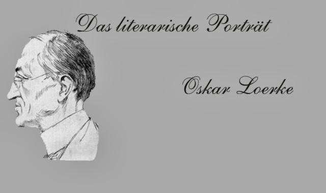 Oskar Loerke