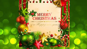 Merry Xmas Greetings SMS Card