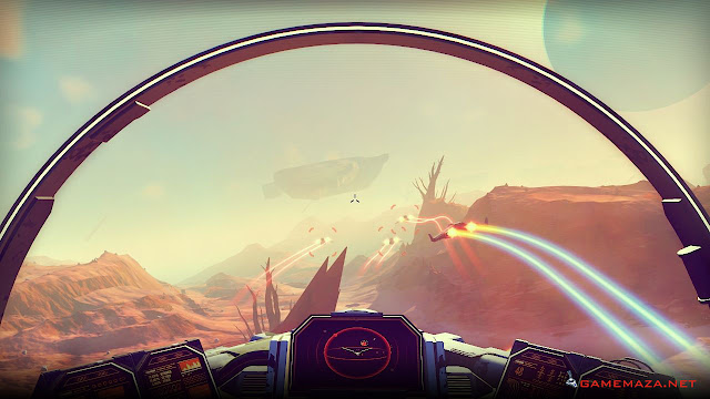 No Man's Sky Gameplay Screenshot 3