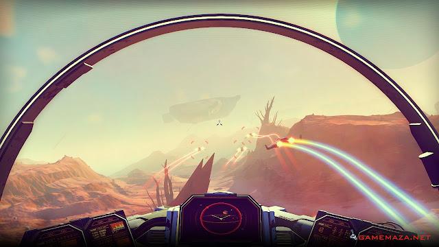 No Man's Sky Gameplay Screenshot 3