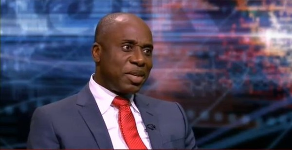 """The problem with the young Nigerian is that they just want to take over the elite"" - Rotimi Amaechi"