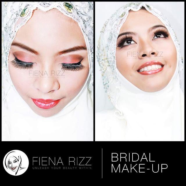 Freelance Makeup MUA Fienarizz Batu Caves