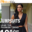 Jumpsuit sale: 10% off