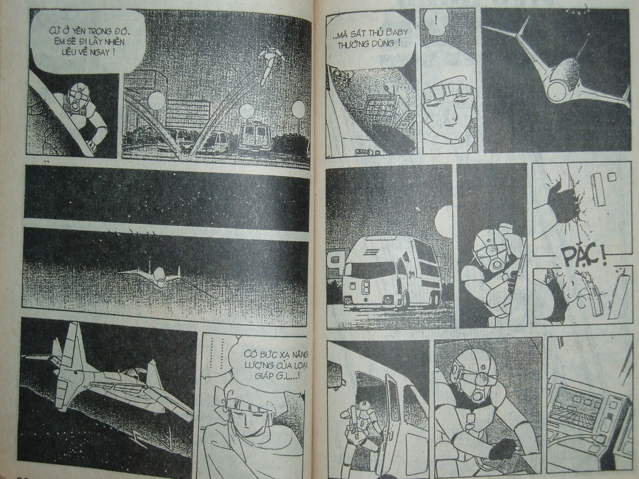 Siêu nhân Locke vol 16 trang 48
