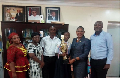 2018 National ICT Olympiad Competition Winners Emerges [SEE PHOTOS]