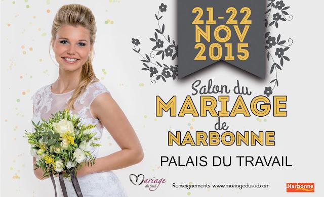 Salon du mariage Narbonne 2015