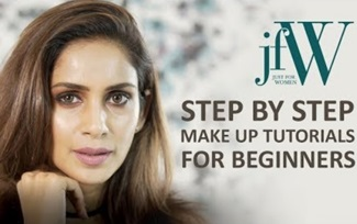 JFW Makeup Tutorial for beginners | Everyday makeup
