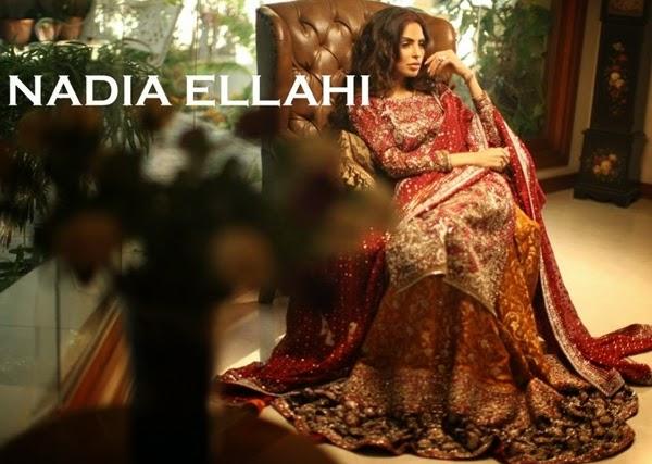 Nadia Ellahi Sutra Bridal Suits