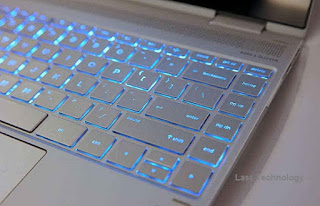 HP Spectre x360 Keyboard