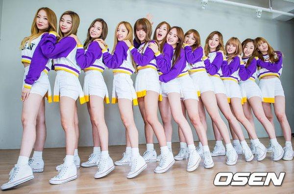 Wjsn Flaunt Their Slim Legs Daily K Pop News