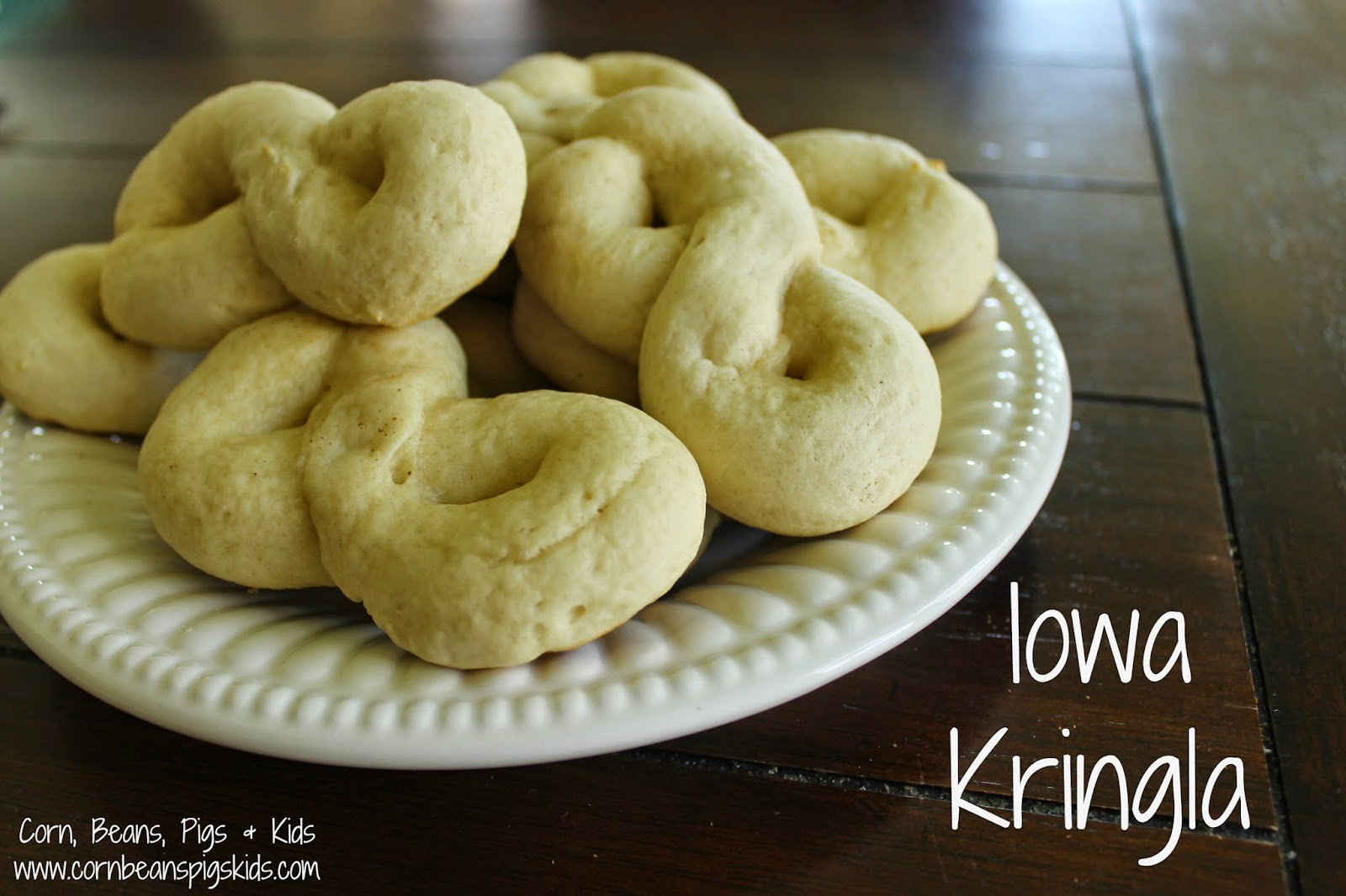 Iowa Kringla recipe