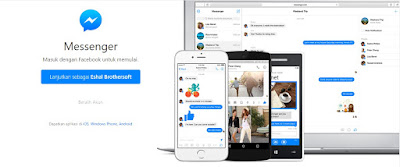 Facebook Messenger Terbaru 2017