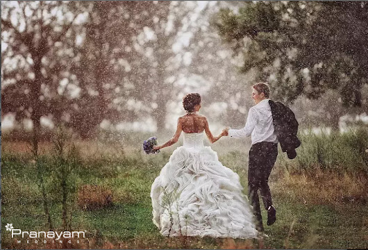 Pranayam Weddings: Rain on your wedding day