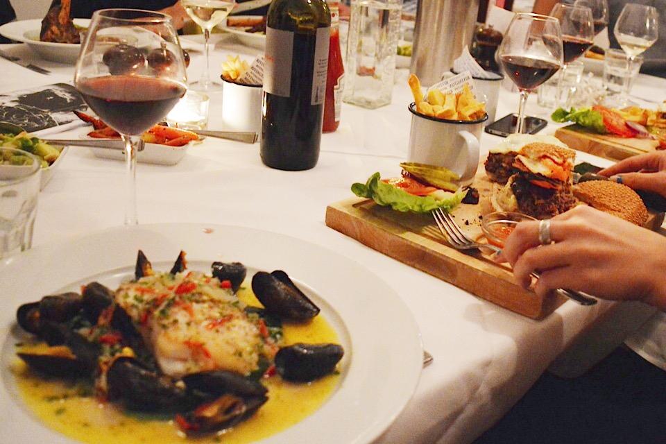 The Rivington Bar & Grill review, UK food bloggers, UK lifestyle bloggers, FashionFake blog