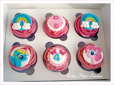 cupcakes my little pony