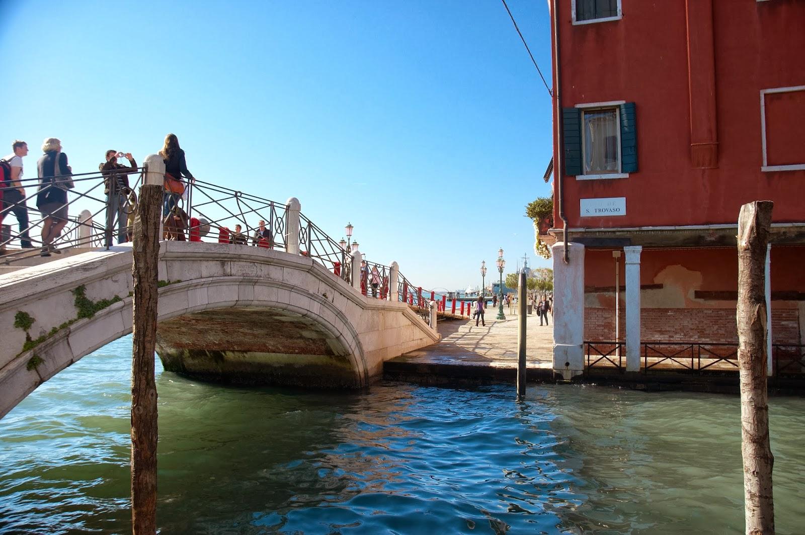 turyści w Wenencji