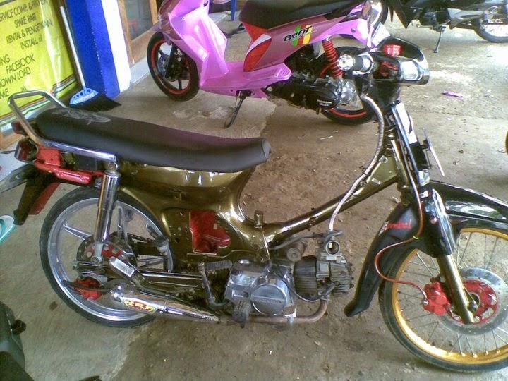 Top modifikasi motor gren