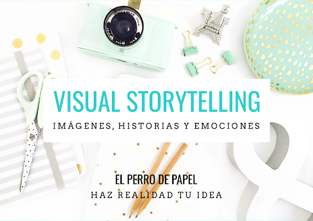 Taller Online Gratuito: Visual Storytelling para Bloggers