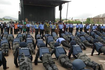 nigerian police recruitment 2015