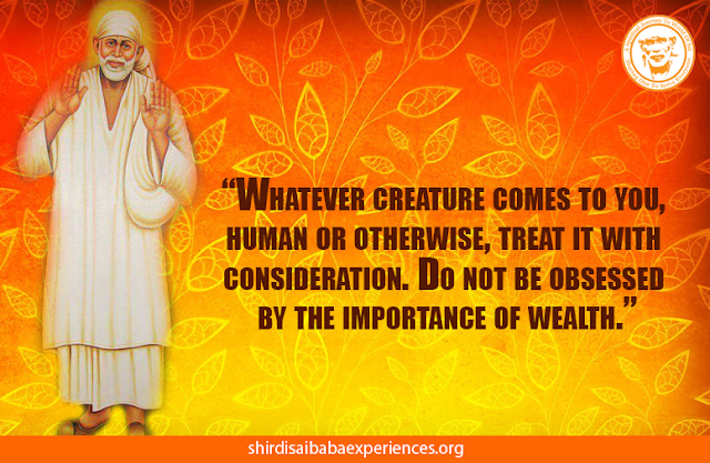Need Baba's Blessings To Get Rid Of Debts - Sai Devotee Prashant