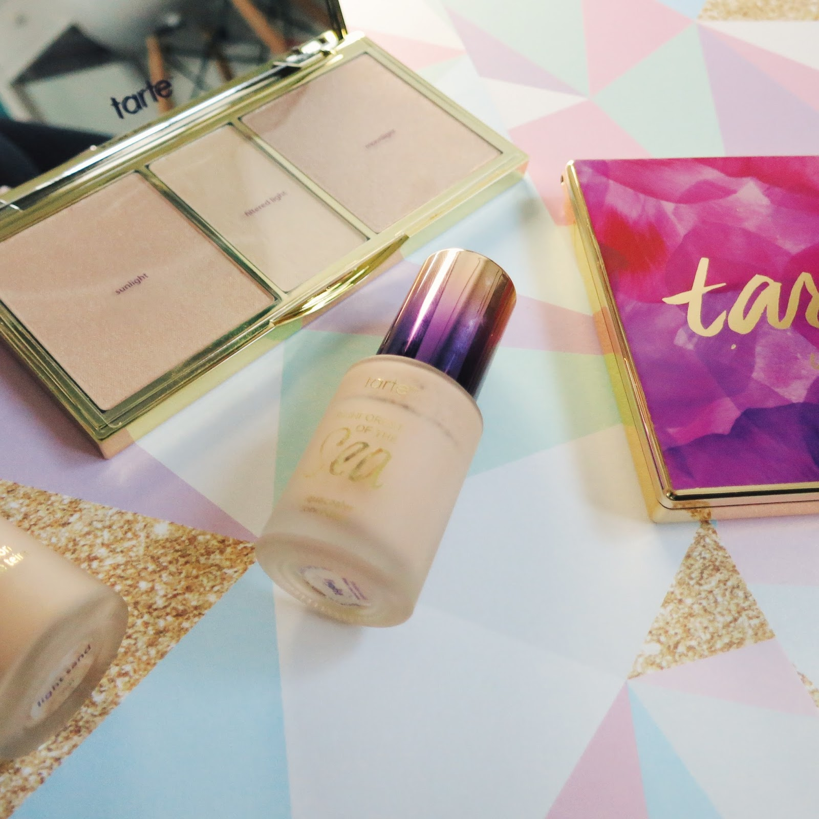 Get all your travel cosmetics by shopping the tarte to go collection at Tarte Cosmetics! Find amazing deals on shampoo, deodorant, sunscreen, and more! See site for details.