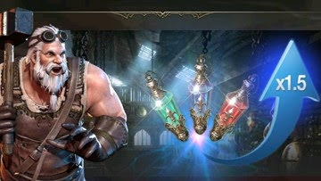Darkness Rises - Enhancing Gears with Polish Items