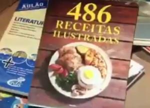 Cido Sério do PT comprou livros sobre vinho para crianças de 11 anos