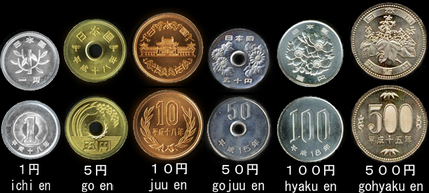 fda221b4aa L'angolo giapponese: LA MONETA GIAPPONESE