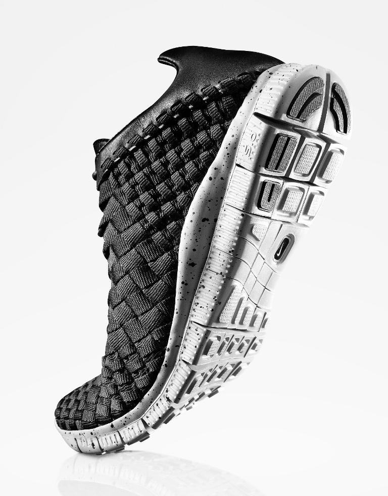 "The Nike woven process maximizes the ""less is more"