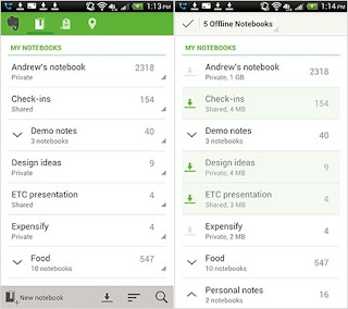 Download Free Latest Version Of Evernote For Your Android