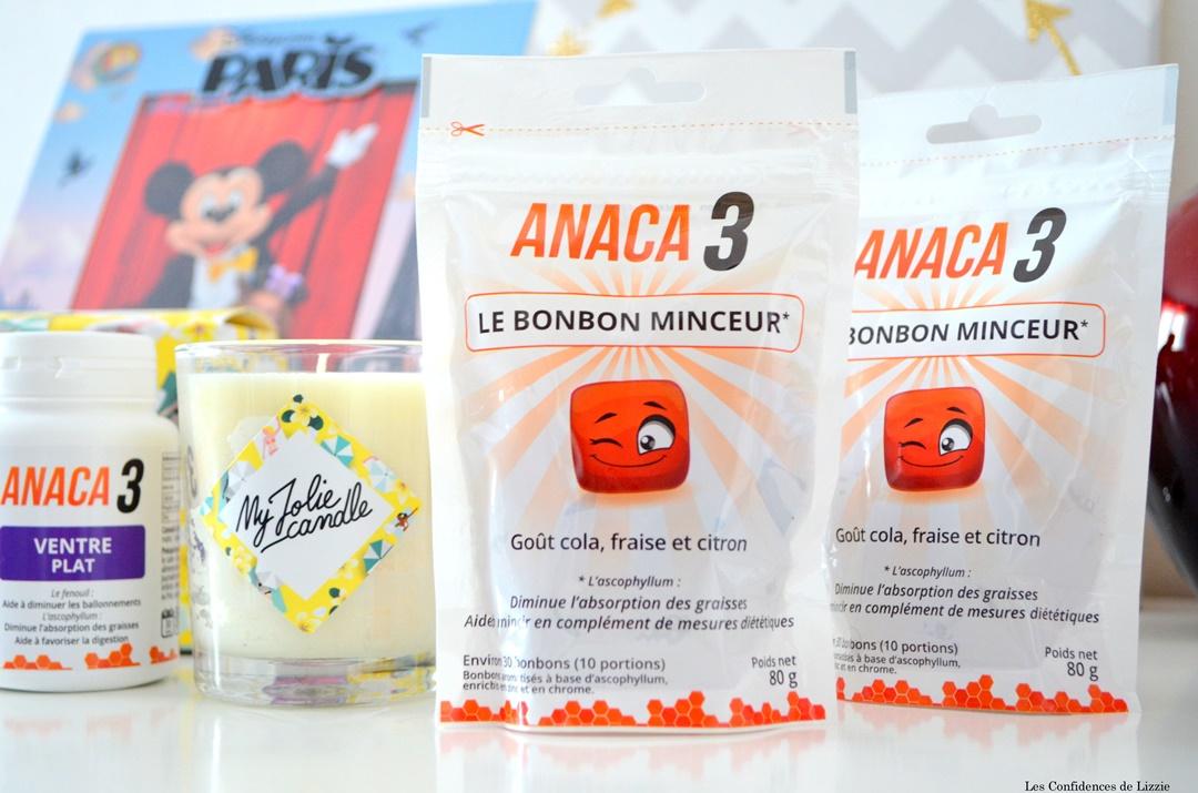 anaca3 - complement alimentaire - minceur - absorption graisse - facilite amincissement - perte de poids facile