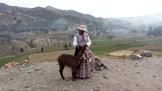 Viajar por Perú