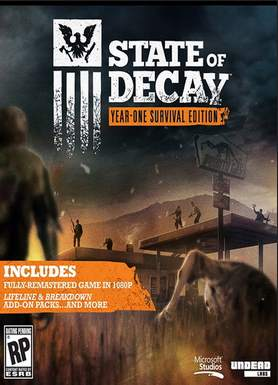 State of Decay Lifeline PC [Full] Español [MEGA]
