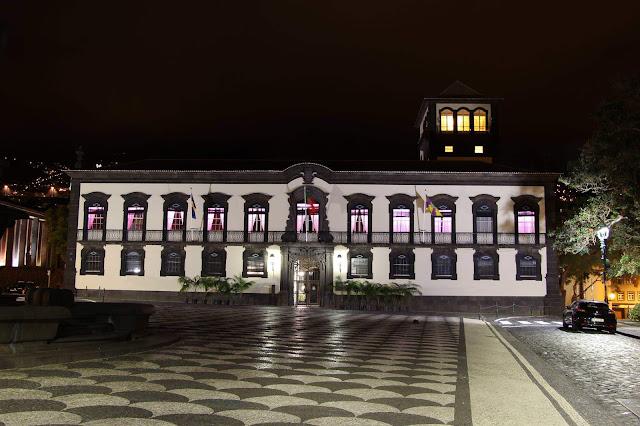 Funchal city Hall