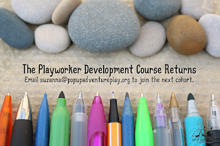 Our Playworker Development Course