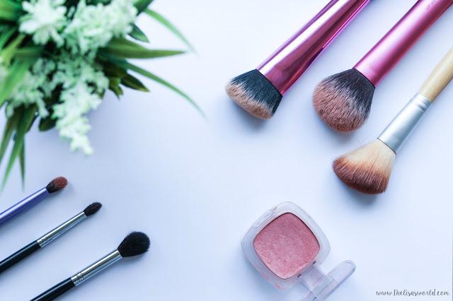 Top 6 Makeup Brushes