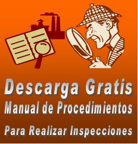 Descargar Manual de Procedimientos para inspecciones 1